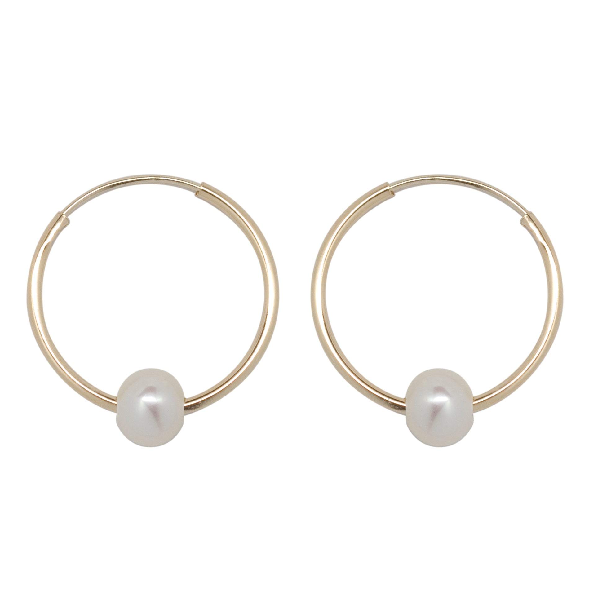 us thin s jewellery earrings claire hoop gold