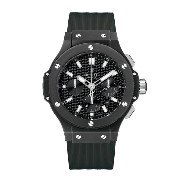 Big Bang Ceramic Black Magic Black Carbonfiber Men's Watch