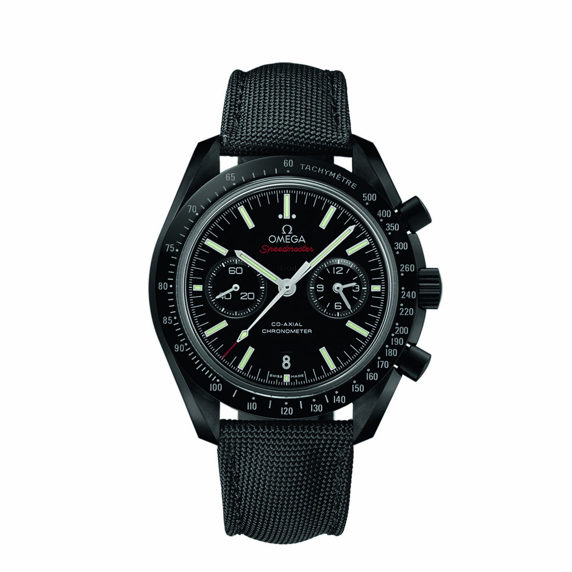 Moonwatch Omega Co-Axial Chronograph 44.25 mm