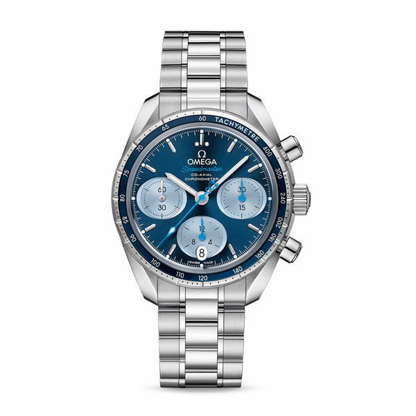 Speedmaster 38 Co-Axial Chronograph 38 MM