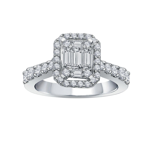 Diamond Ring 14k White Gold (0.75 ct. tw.)