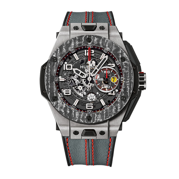 Big Bang Ferrari Carbon Limited Edition Men's Watch