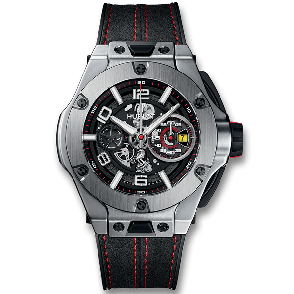 Big Bang Ferrari Unico Titanium 45mm