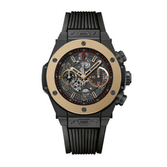Unico Magic Gold Skeleton Dial Automatic Men's Watch