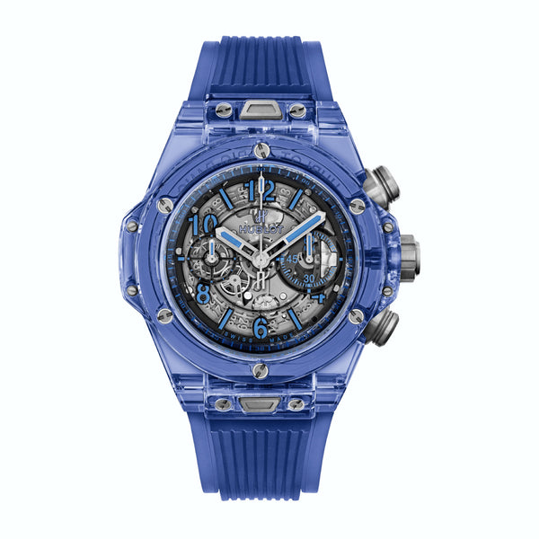 Big Bang Unico Blue Sapphire 45 mm