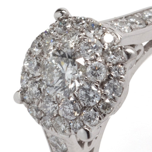Diamond Ring 14k White Gold (1.02 ct. tw.)