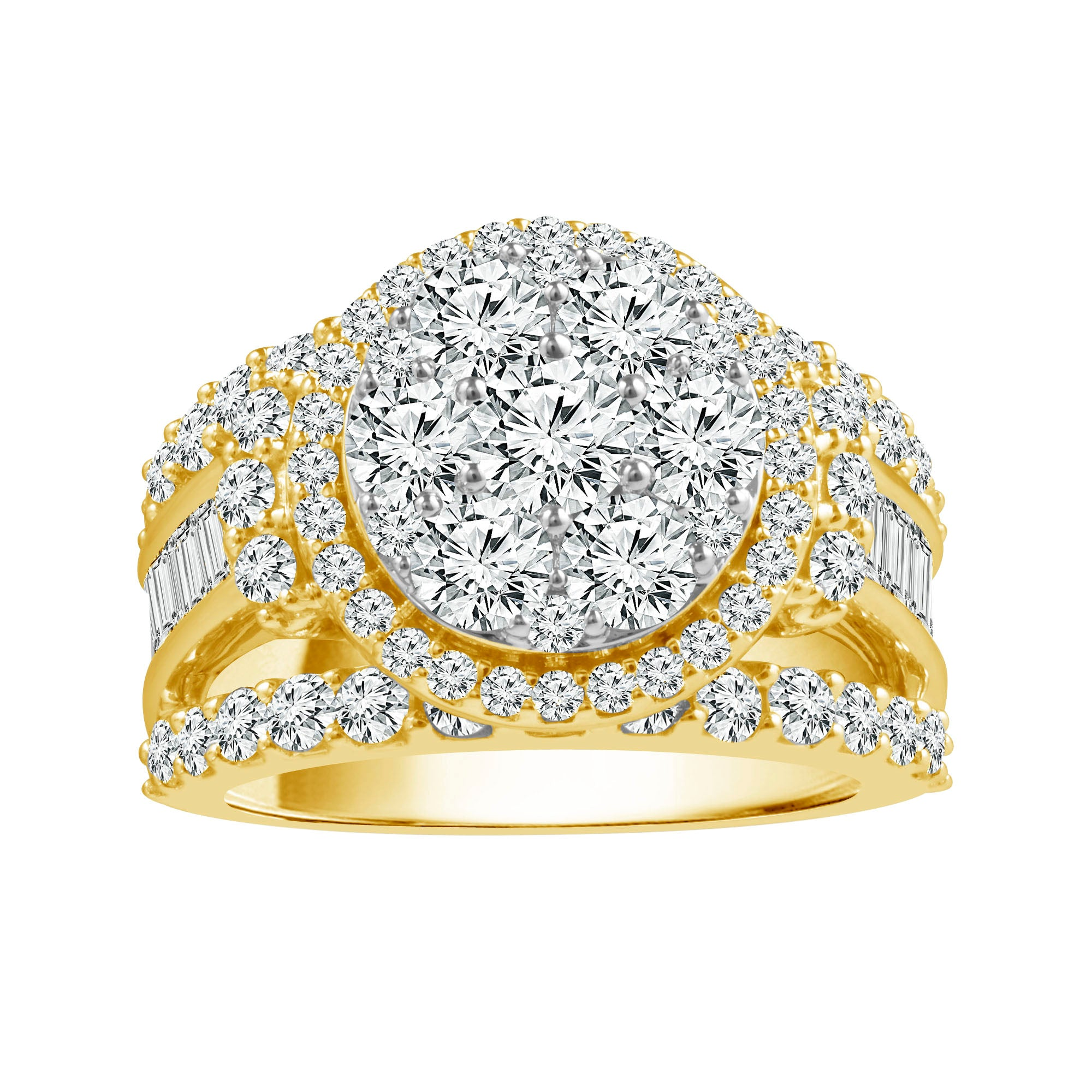 Diamond Ring - Gold