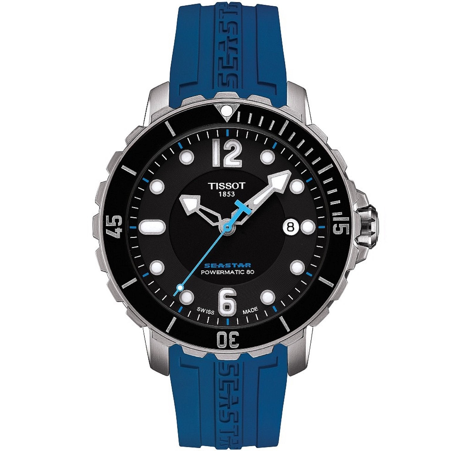 Tissot Seastar 1000 Automatic Caribbean Special Edition