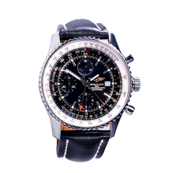 Breitling Navitimer World Certified Pre-Owned