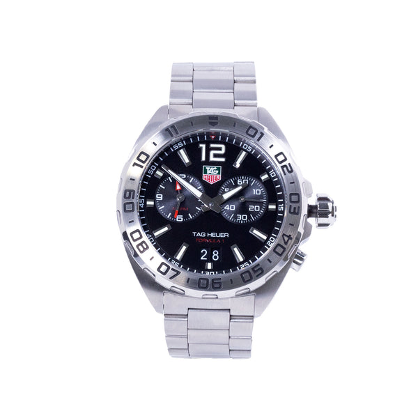 Tag Heuer Formula 1 Alarm Certified Pre-Owned