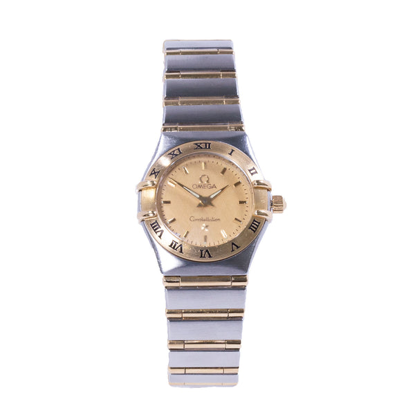 Omega Constellation Certified Pre-Owned