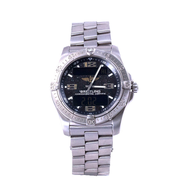 Breitling Aerospace Certified Pre-Owned
