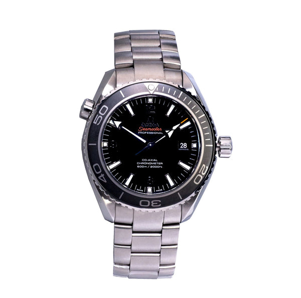 Omega Seamaster Planet Ocean Certified Pre-Owned