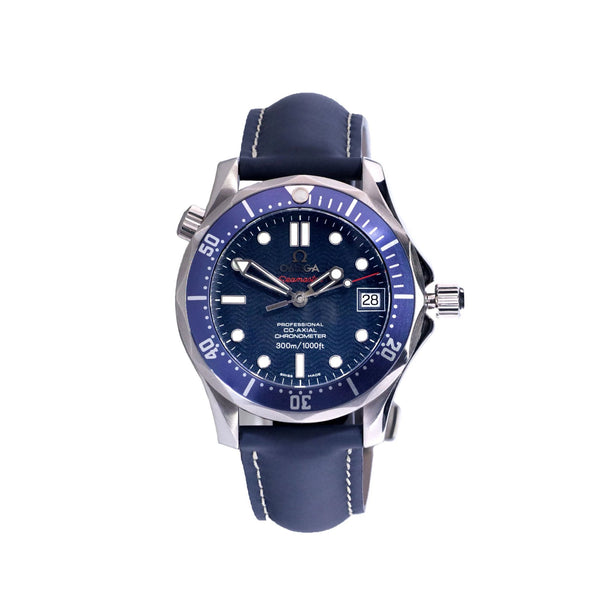 Omega Seamaster Co-Axial Certified Pre-Owned