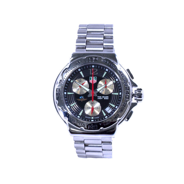 Tag Heuer Formula 1 Indy 500 Edition Certified Pre-Owned