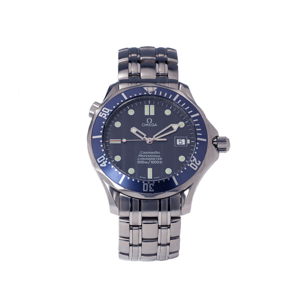 Omega Seamaster Professional Certified Pre-Owned