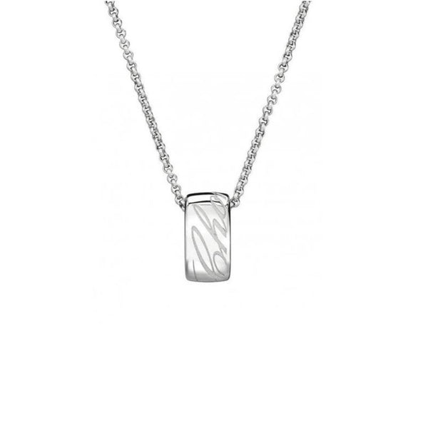 CHOPARDISSIMO PENDANT 18K WHITE GOLD