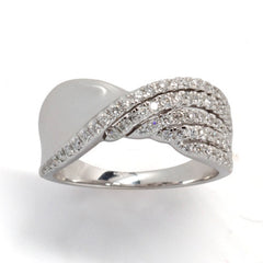 Diamond Band 14k White Gold (0.50 ct. tw.)