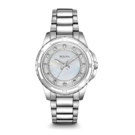 WOMEN'S CLASSIC DIAMOND WATCH