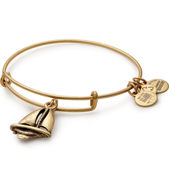 Sailboat Charm Bangle