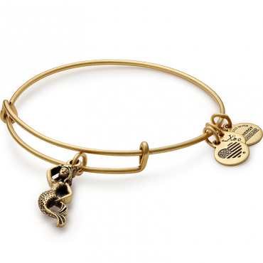Mermaid Charm Bangle