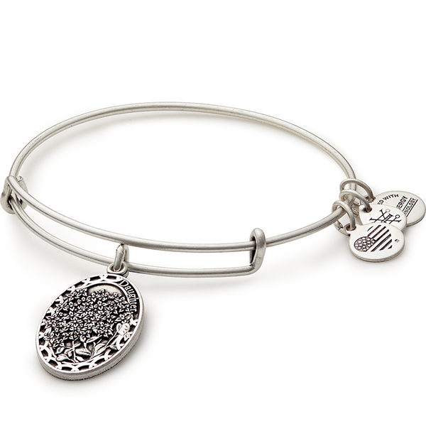 Daughter Charm Bangle