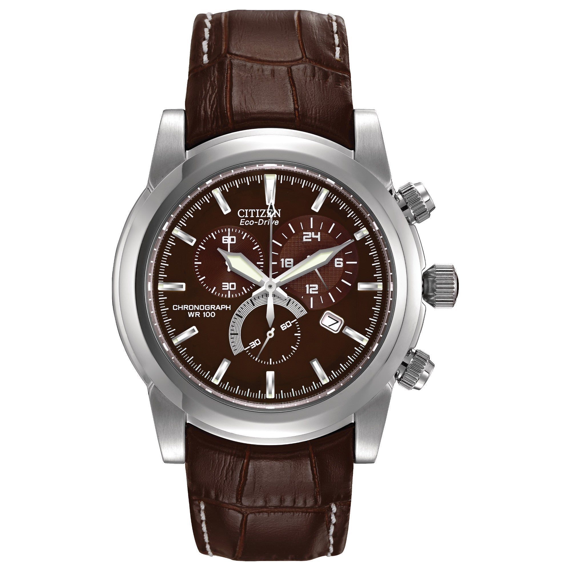 CITIZEN MEN'S CHRONOGRAPH AT0550-11X