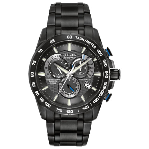 CITIZEN PERPETUAL CHRONO A-T AT4007-54E