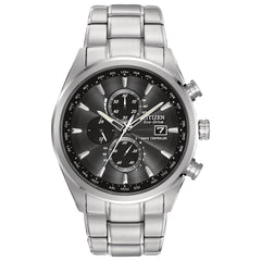 CITIZEN WORLD CHRONOGRAPH A-T AT8010-58E