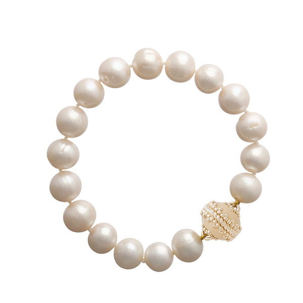 The Potato Pearl Bracelet