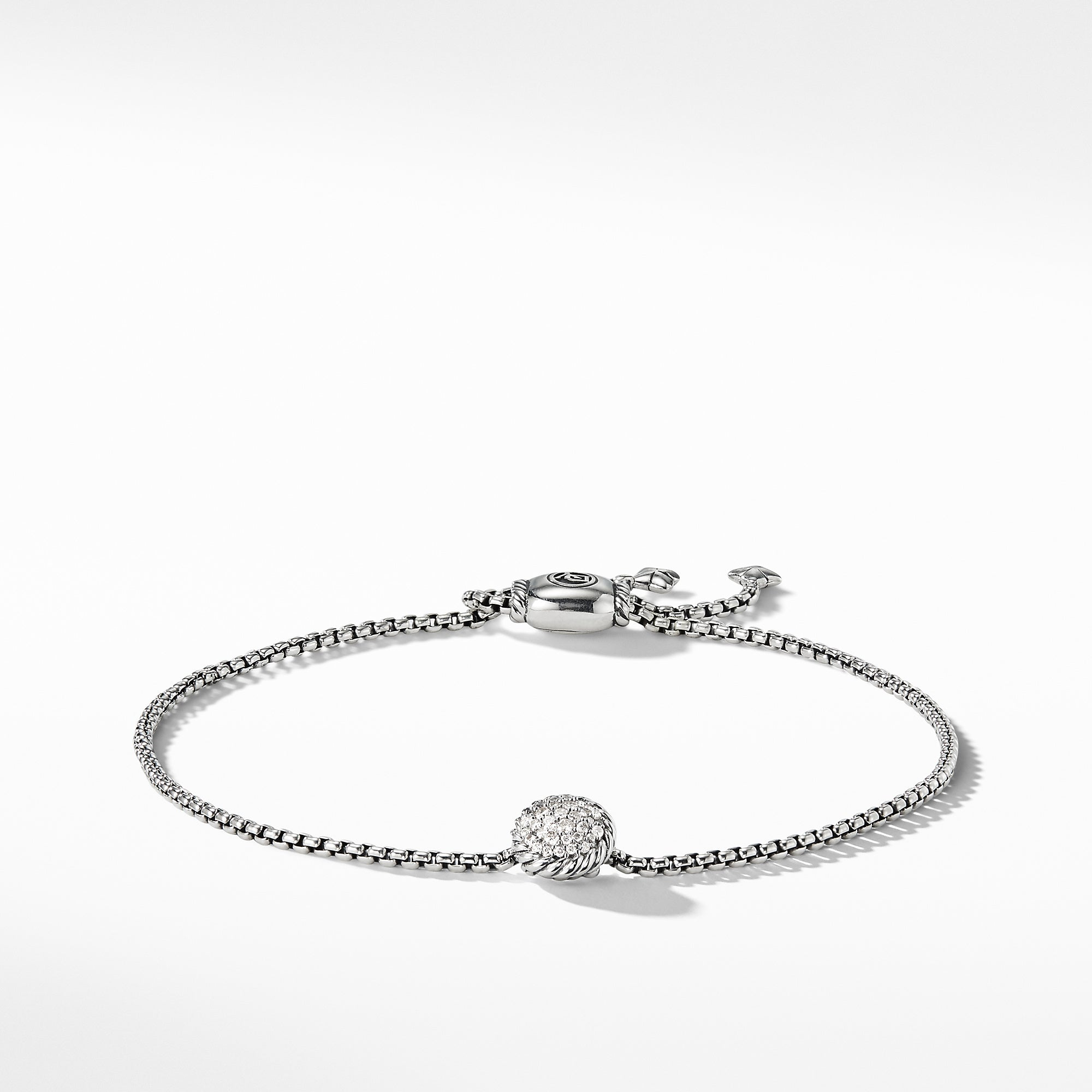 Petite Bracelet with Diamonds