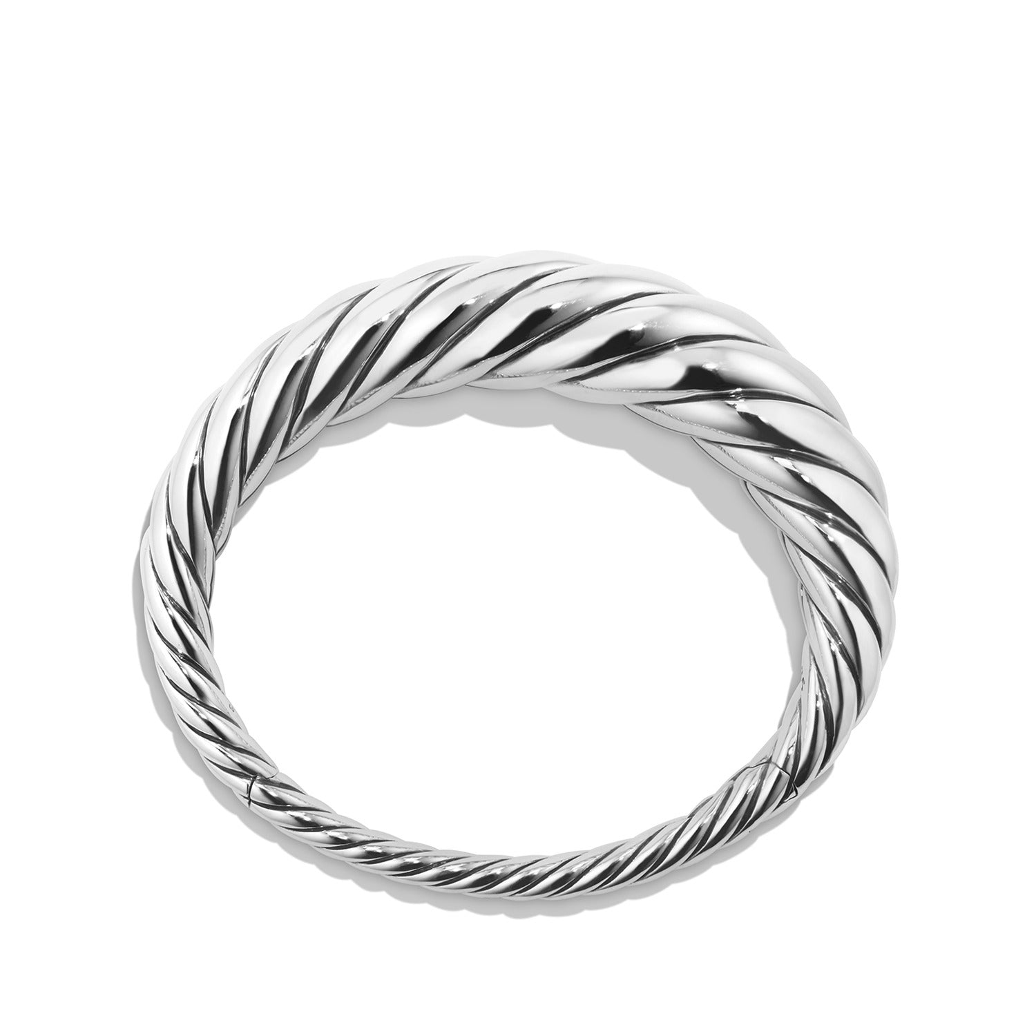 Pure Form Cable Bracelet, 17mm