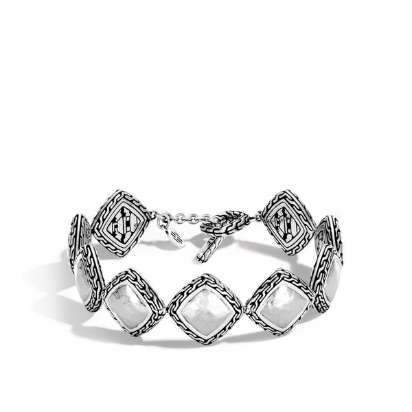 Classic Chain Heritage Quadrangle Bracelet
