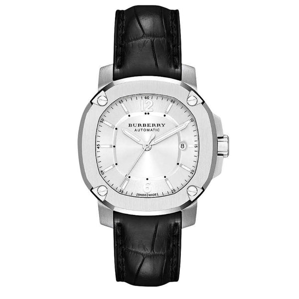 BURBERRY THE BRITAIN BLACK 43MM