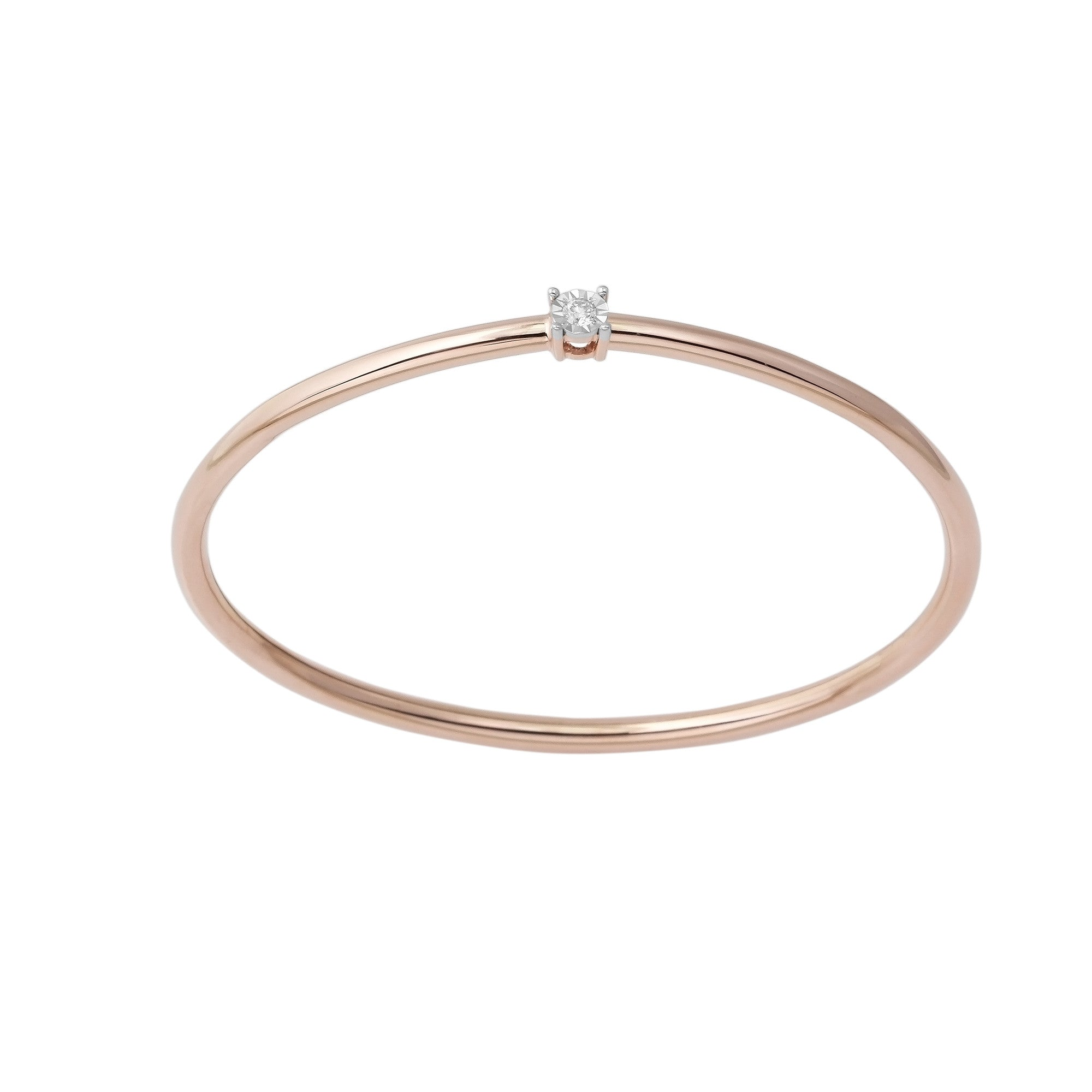 bulgari b bangle gold bracelet diamond