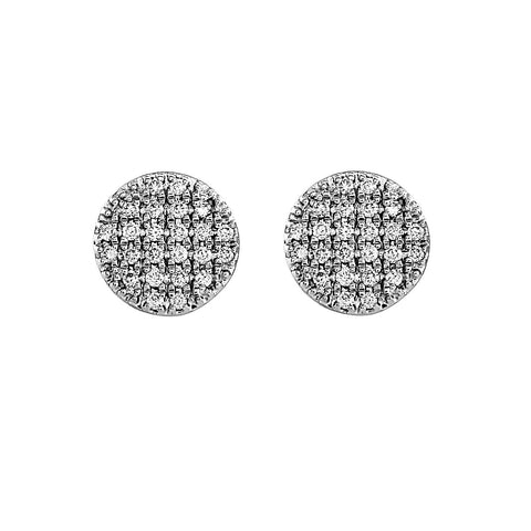 Blaze Lab-Grown Diamond Stud Earrings - Sterling Silver (.31 ct. tw.)