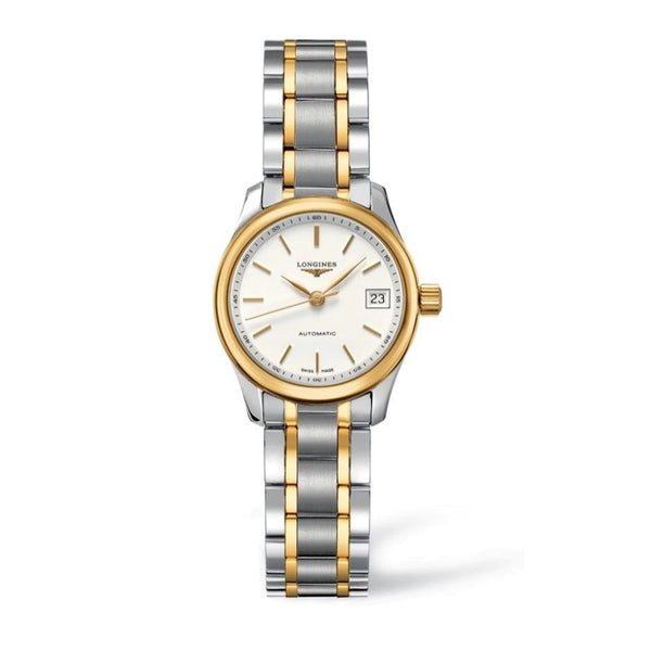 Master Collection 25MM Stainless Steel/Gold 18K Automatic