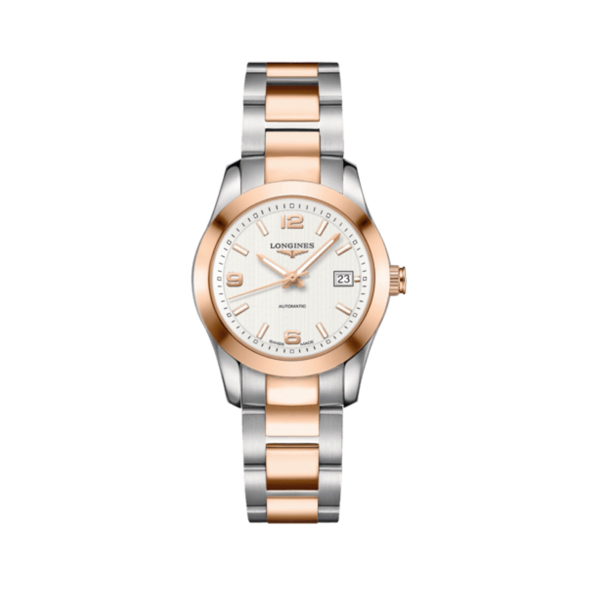 Longines Two Tone Classic Watch