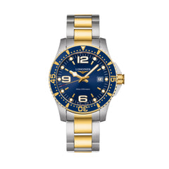 HYDROCONQUEST 41MM STAINLESS STEEL WATCH