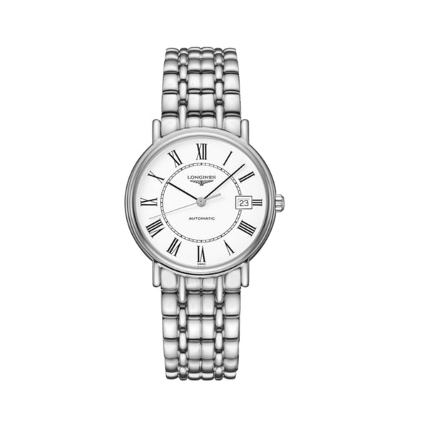 PRESENCE 34.50MM STAINLESS STEEL AUTOMATIC