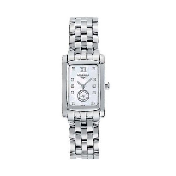 Longines Dolcevita  24.5 x 19.8MM Stainless Steel