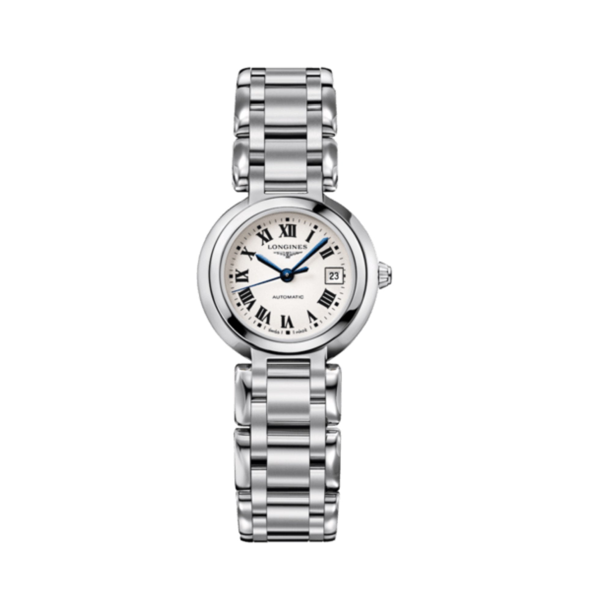LONGINES PRIMALUNA 26MM STAINLESS STEEL AUTOMATIC