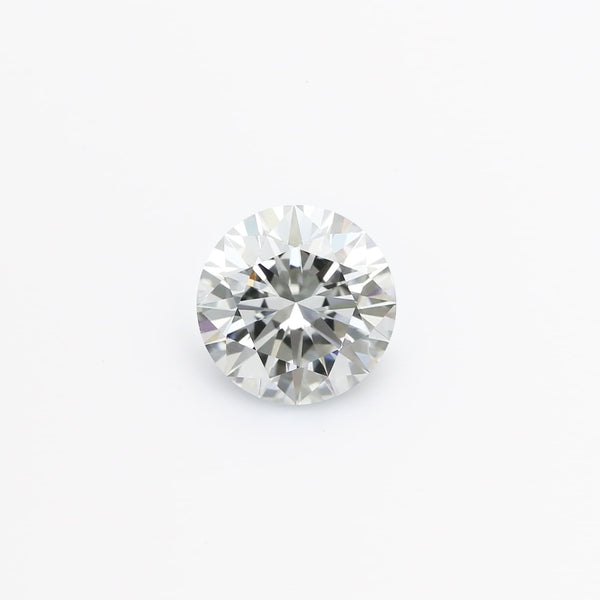 0.90 Carat Round J SI1 Lab-Grown Diamond