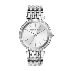 Darci Stainless Steel Bracelet Watch