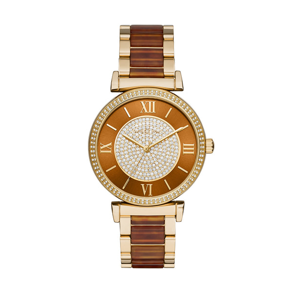 Catlin Two-Tone Stainless Steel Watch