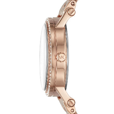 Petite Norie Rose Gold-Tone Watch