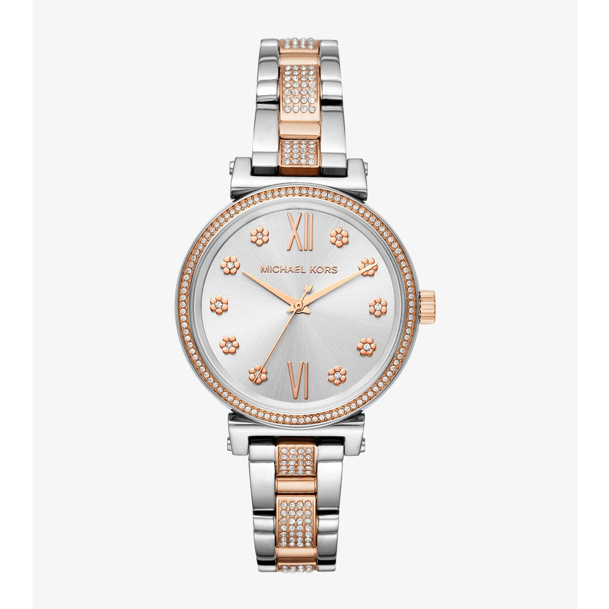 d58b0b90c Sofie Pavé Two-Tone Watch – Little Switzerland