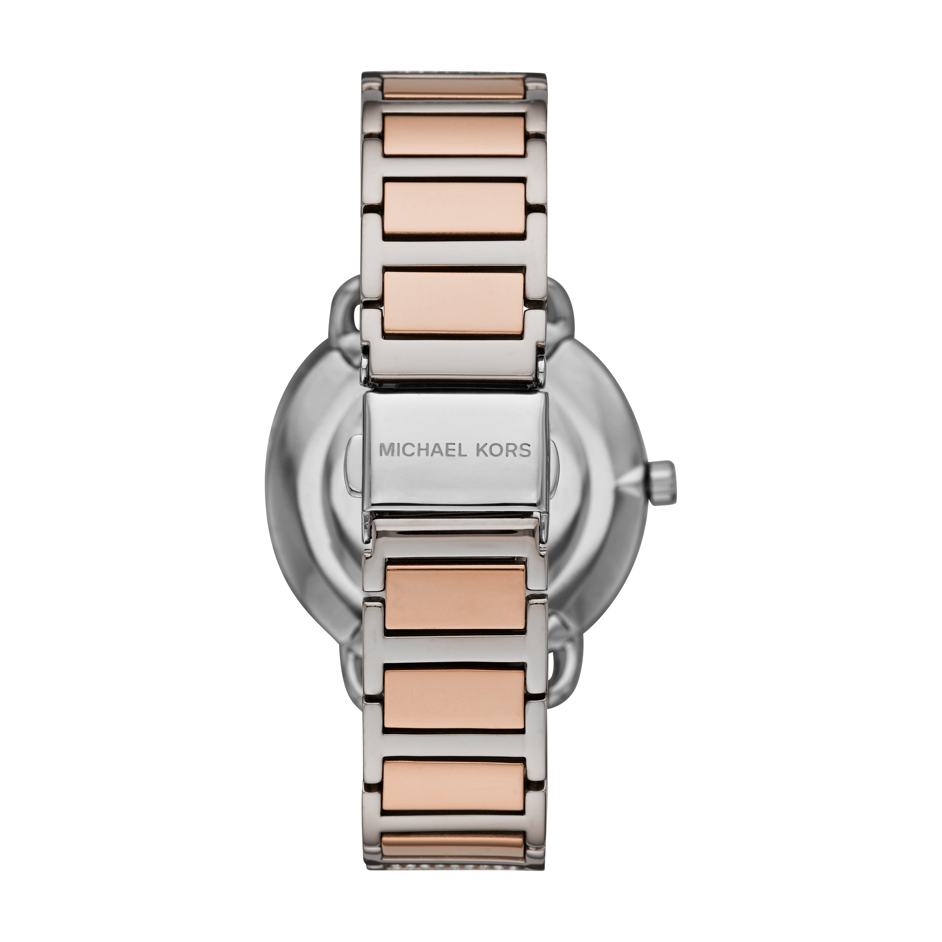 Portia Pavé Two-Tone Watch