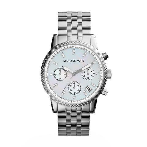 Chronograph Ritz Stainless Steel Watch