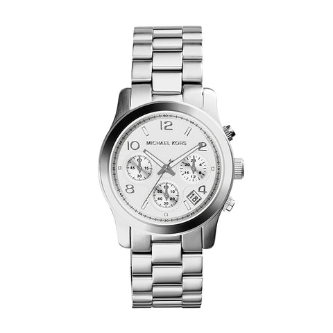 Chronograph Runway Stainless Steel Watch